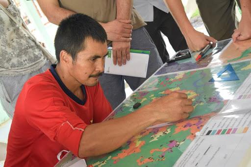 Proceso de fortalecimiento organizativo en la vereda Bellavista, sur del Meta.